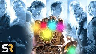 Video Marvel Theory: Does Each Infinity Stone Represent One Avenger? MP3, 3GP, MP4, WEBM, AVI, FLV September 2019