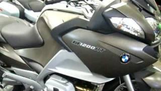 2. 2011 BMW R 1200 RT