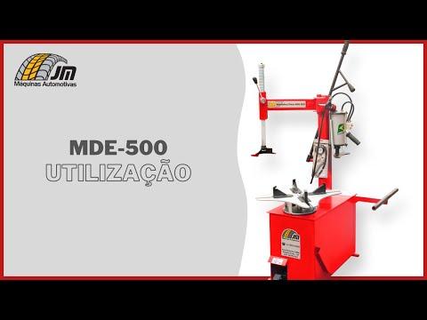 MDE-500 - Utilização