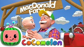 Old MacDonald | CoCoMelon Nursery Rhymes & Kids Songs