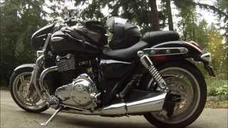 6. My Triumph Thunderbird Review