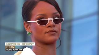 Video Le Festival de Cannes 2017 s'arrête pour laisser passer Rihanna MP3, 3GP, MP4, WEBM, AVI, FLV September 2017