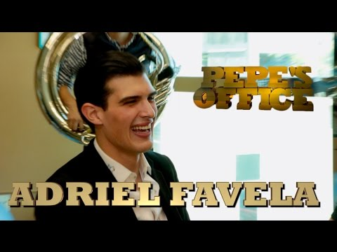 ADRIEL FAVELA VISITA A PEPE GARZA - Pepe's Office - Thumbnail