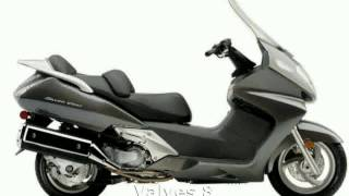 2. 2005 Honda Silver Wing Base - Info, Walkaround