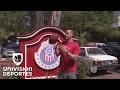 Shayne Skov, de San Francisco 49ers, visitó a Chi - Videos de Los Jugadores de Chivas Guadalajara