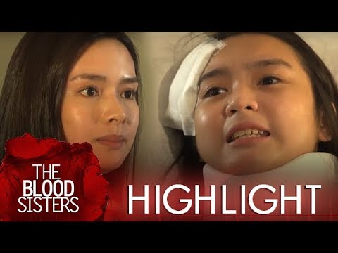 The Blood Sisters: Erika Sympathizes With Ginny | Ep 90