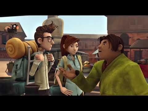 В поисках йети / Mission Kathmandu: The Adventures of Nelly & Simon (2017) HD Трейлер