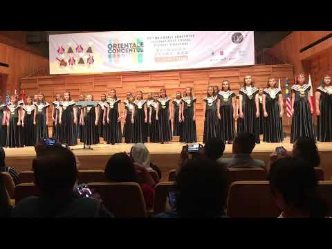 Gita Assisi Choir - Sanctus (Arr. Roni Sugiarto & Swingly)