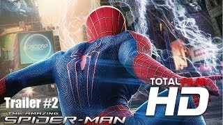The Amazing Spider-man 2 (2014) CZ HD Trailerč. 2