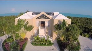 Windhaven Luxury Villas in the Turks and Caicos islands
