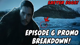 Lets discuss one of the last promo's of the season we will get!! Game Of Thrones Season 7 Episode 6 is upon us and in this video I ...