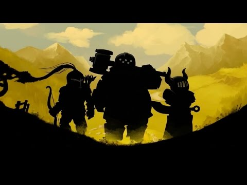 Rollers of the Realm - Launch Trailer