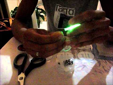 Rick / Como fazer chumbinho traçante..How do pellet tracer ..