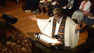 June 10, 2018 - Interim Pastor Rev. Dr. Kent L Poindexter