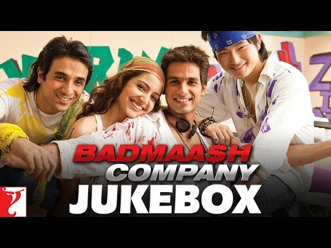Badmaash Company - Audio Jukebox - Shahid Kapoor -...