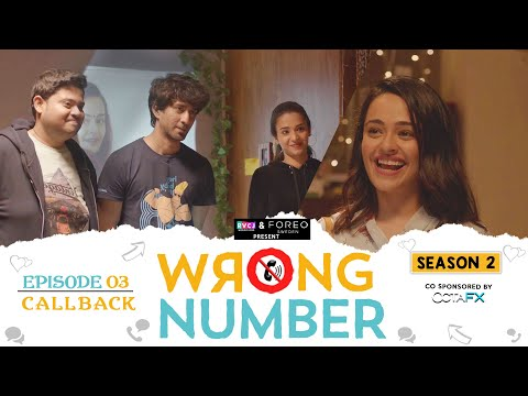 Wrong Number | S02E03 - Callback | Ft. Apoorva, Ambrish, Badri, Anjali & Parikshit | RVCJ Originals