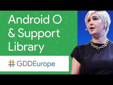 Diving into O and the Support Library (GDD Europe '17)