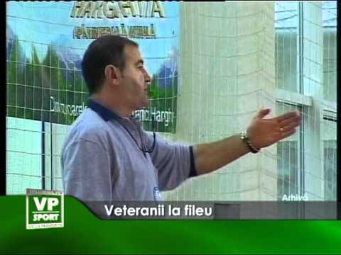 Veteranii la fileu