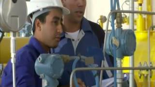 افتتاح أكبر محطة لتوليد الطاقة الشمسية بالمغرب