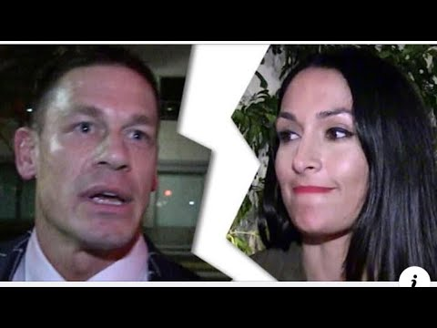 BREAKING NEWS! John Cena and Nikki Bella Break Up?!