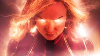 Капитан Марвел — Русский тизер-трейлер (2019)