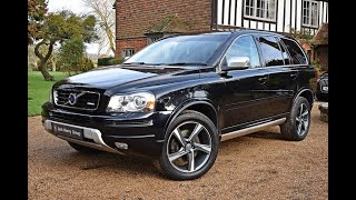 2012 Volvo XC90 R-Design Review - Flashy, But Never Pretentious