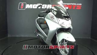 9. 2004 Suzuki Burgman 400 @ iMotorsports