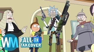 Video Top 10 BEST Rick and Morty Episodes MP3, 3GP, MP4, WEBM, AVI, FLV Oktober 2017