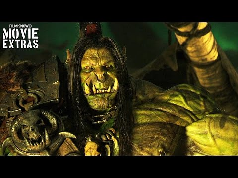 Warcraft 'Orcs Discuss Fel' Deleted Scene [Blu-Ray/DVD 2016]