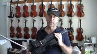 Barcus Berry Acoustic Electric Violin Review