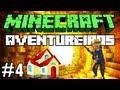"Minecraft: Feromonas e os Aventureiros - Multiplayer #4 - ""A Pesca e a Casa Escondida!"""