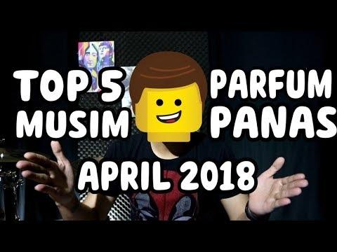Top 5 Parfum Musim Panas (April 2018)