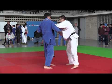 Judo Fase Sector Norte - Semifinal -90kg