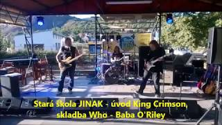 Video The Who - Baba O'Riley (předehra King Crimson)
