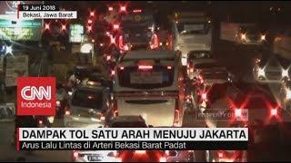 Video Dampak Tol Satu Arah menuju Jakarta MP3, 3GP, MP4, WEBM, AVI, FLV Desember 2018