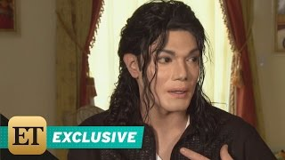 Video EXCLUSIVE: Meet the Man Cast as Michael Jackson in Upcoming Lifetime Movie MP3, 3GP, MP4, WEBM, AVI, FLV September 2018