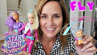Nonton Barbie Star Light Adventure Movie Dolls | Galaxy Barbies Hover Cat & Hoverboard Flying Toys Film Subtitle Indonesia Streaming Movie Download