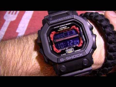G Shock GX-56