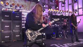 "Video Slayer ""World Painted Blood"" Live On Jimmy Kimmel MP3, 3GP, MP4, WEBM, AVI, FLV Februari 2018"