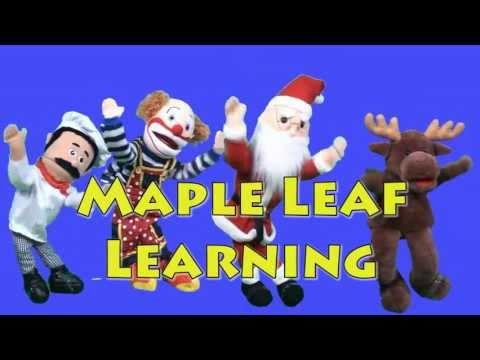 Head shoulders... Maple Leaf