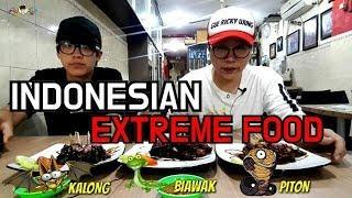 Video ORANG KOREA Mau Pingsan Makan Sate Ular MP3, 3GP, MP4, WEBM, AVI, FLV Maret 2018