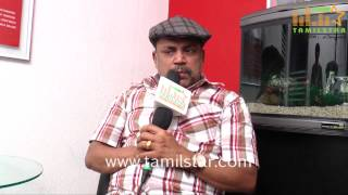Thambi Ramaiah at Rettavaalu Movie Press Show