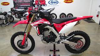 7. Honda CRF450L Project Bike Winter 2019 Update from SRmoto