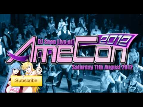 amecon - http://www.7thheavenuk.co.uk | http://www.dj-snap.co.uk/ This is my hardcore set from the Amecon 2012 anime convention - It has one helluva ridiculous select...