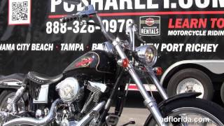 4. Used 1997 Harley Davidson FXDWG Dyna Wide Glide Motorcycles for sale