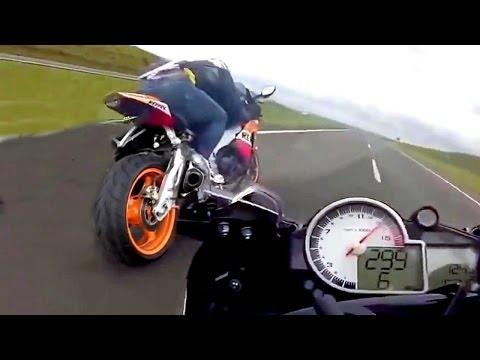 5 minutes of pure adrenaline! bmw vs honda street racing