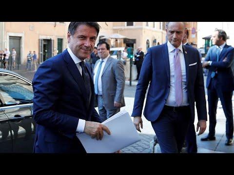 Italien: Conte stellt nach Treffen mit Präsident Mattarella neues Kabinett vor