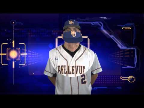 2016 Bellevue University Baseball Introductions