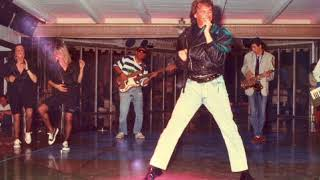 Reeds - Heart of ice - live at King's River Club Jesolo 1987