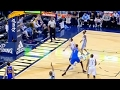 Steph Curry AIRBALLS Signature 3-pointer, Nuggets MAKE IT RAIN 24 3's IN HIS FACE
